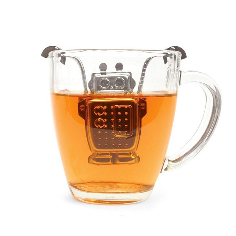 Zaparzaczka do herbaty - Robot