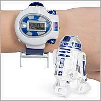 R2-D2 zdalnie sterowany robocik + zegarek
