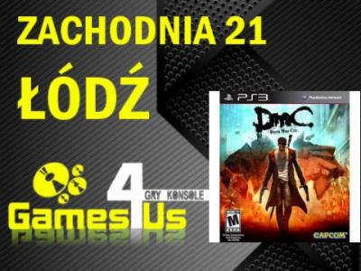 PS3 DMC Devil May Cry 5