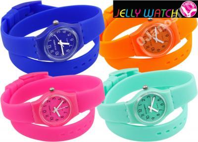 jelly watch ZEGAREK japan zegarki T38 DŁUGI PASEK