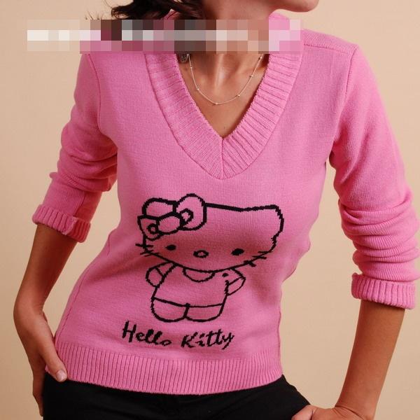 Sweterek Hello Kitty