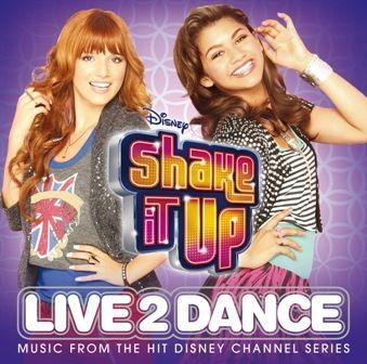 Shake It Up Soundtrack - Live 2 Dace