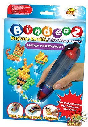 Bindeez - zestaw podstawowy