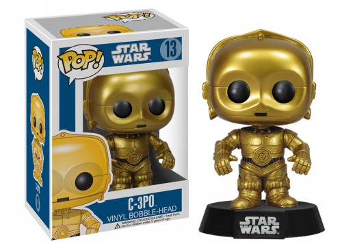 POP! C3PO