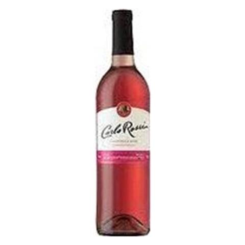 Wino Carlo Rossi California Rose