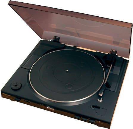 gramofon na początek