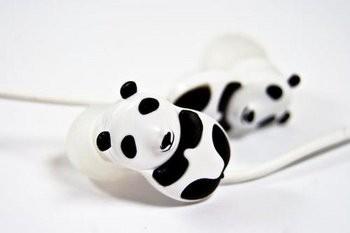 słuchawki zwierzątka