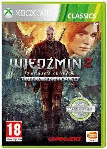 Gra Xbox 360 Wiedźmin 2: Zabójcy Królów - Edycja Rozszerzona Classics