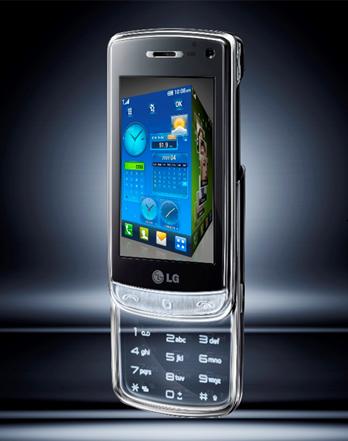 Telephonee LG DG900 Crystall. xdd