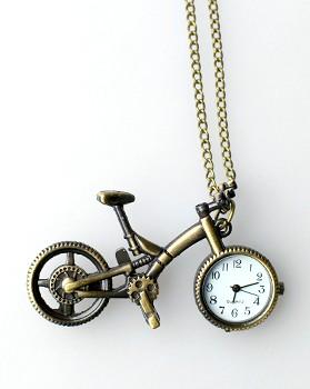 Rower zegarek