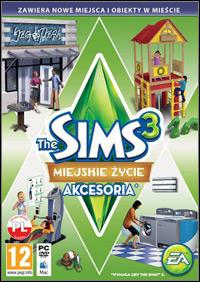 The Sims 3: Miejskie Życie - akcesoria