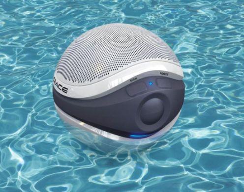 pływający głośnik