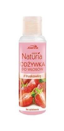 Joanna Naturia Mini Odżywka do włosów - truskawka