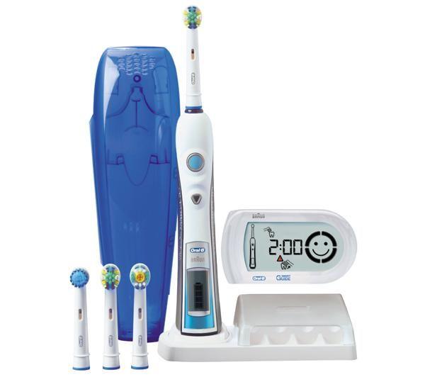 Szczoteczka elektryczna- Oral-B ProffesionalCare 5000 z SmartGuide | kod producenta: D 32.546.5