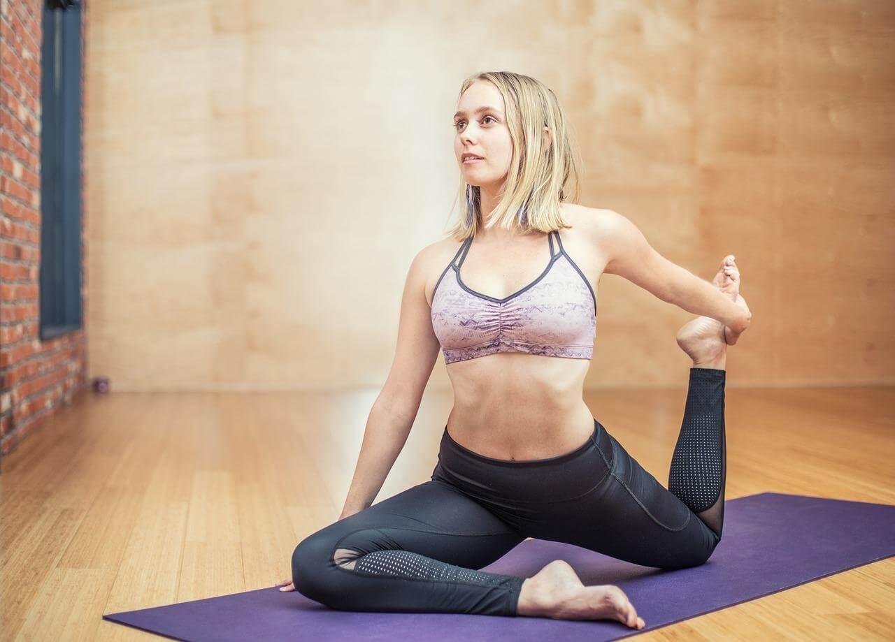 Mata do ćwiczeń - jaką matę do jogi kupić? RANKING 2019
