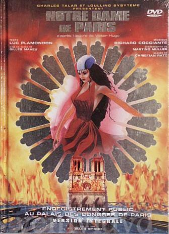 Notre Dame De Paris dvd