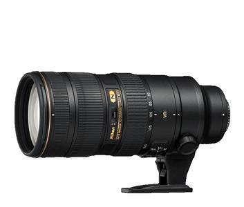 Nikon AF-S Zoom-Nikkor 70-200 mm f/2.8G ED VR II