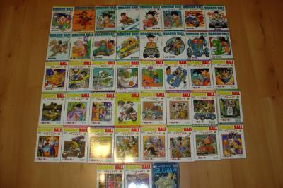 Dragon Ball 42 tomy komplet JPF manga NOWE