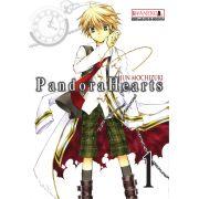 MANGA: Pandora Hearts (2 tomy)