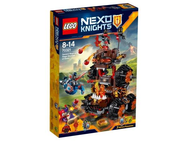 Lego Nexo Knights Machin oblężnicza