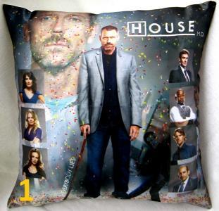 Poduszka - Dr House