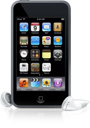 IPod Touch 3 lub 4 generacja