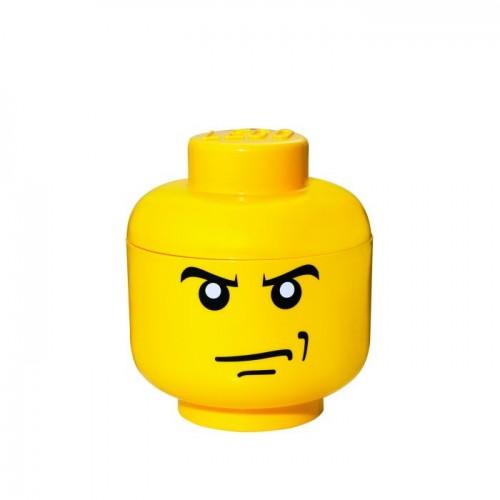 Lego Pojemnik Na Klocki Głowa S