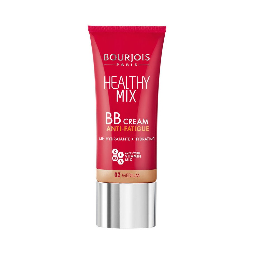 Podkład BOURJOIS HEALTHY MIX BB CREAM - 02 MEDIUM