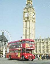 Wyjazd do Londynu
