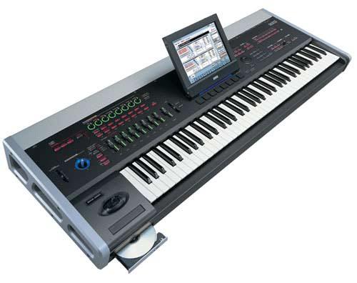 Keyboard KORG OASYS