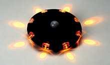Lampka nocna z czujnikiem ruchu - UFO