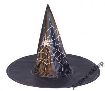 Kapelusz czarownicy - hallowen karnawał