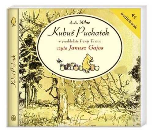 Kubuś Puchatek - audiobook