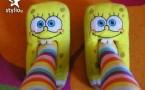 Kapcie SpongeBob