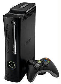 Konsola Microsoft Xbox 360 ELITE (czarna)