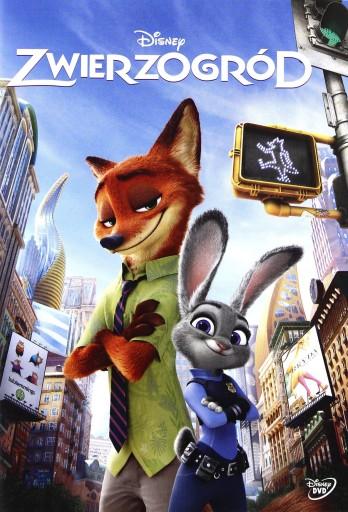 Zwierzogród na DVD
