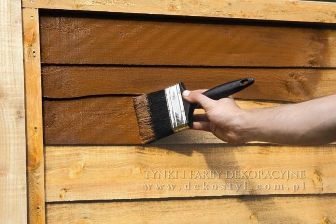 Porady jak dbać o drewno