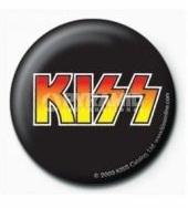 Przypinka Kiss