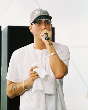 Koncert Eminema w Polsce ^^