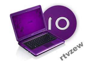Laptop Sony . XD