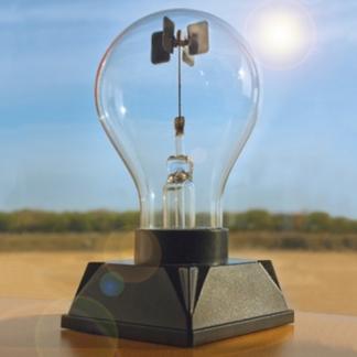 Solarny radiometr