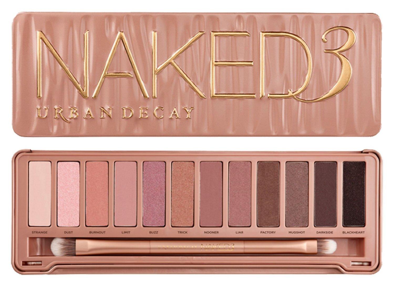 paleta cieni Naked 3