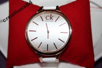 Zegarek damski Calvin Klein WHITE GLOW OKAZJA!