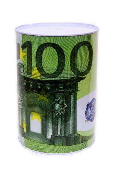 Skarbonka banknot xl