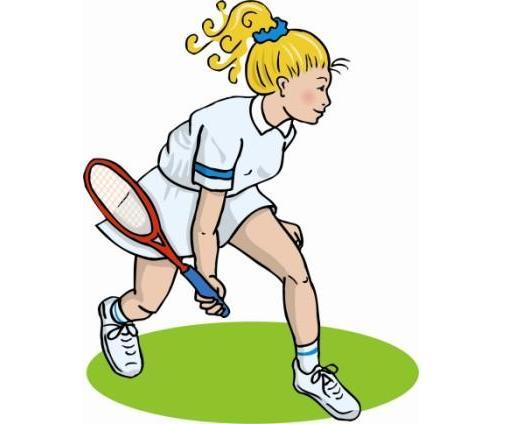 Chodzić na lekcje tenisa
