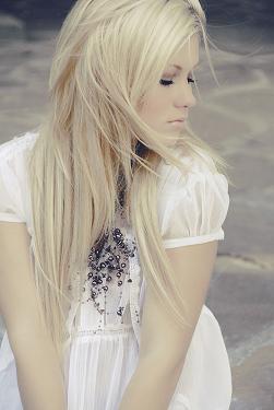 Długie włosy. :D