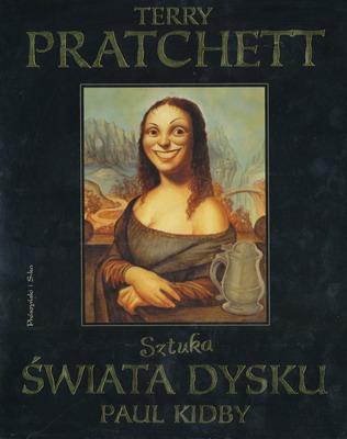 Sztuka Świata Dysku - Terry Pratchett