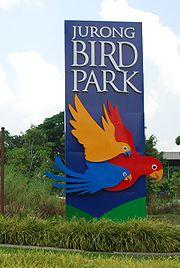Wycieczka do Jurong Bird Park