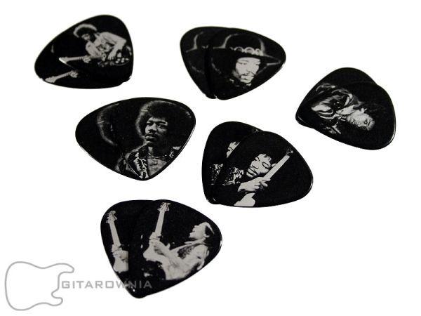 Kostka do gry na gitarze Jimi Hendrix