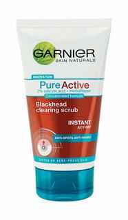Peeling do twarzy Garnier pure Active